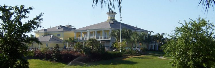 Bahama bay clubhouse